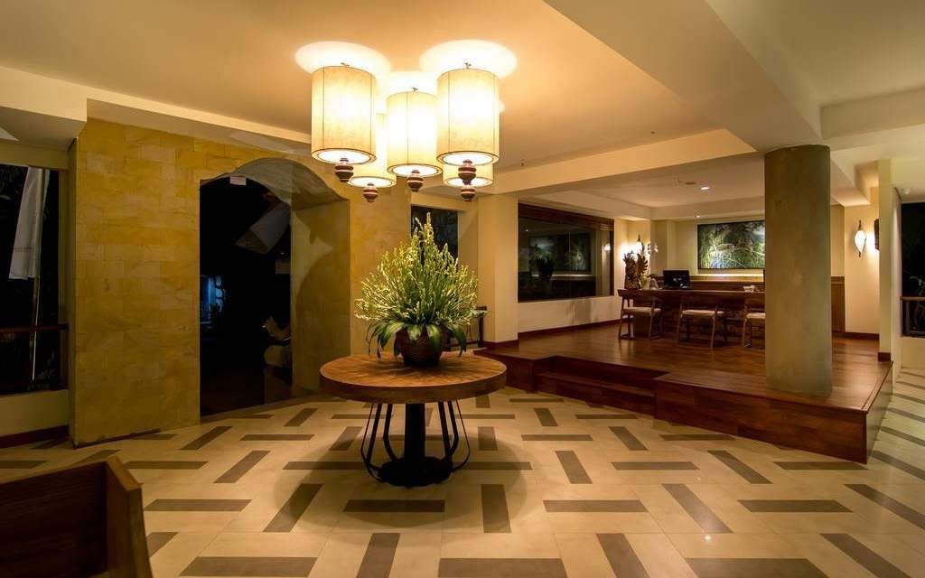 Anumana Ubud Hotel Lobby