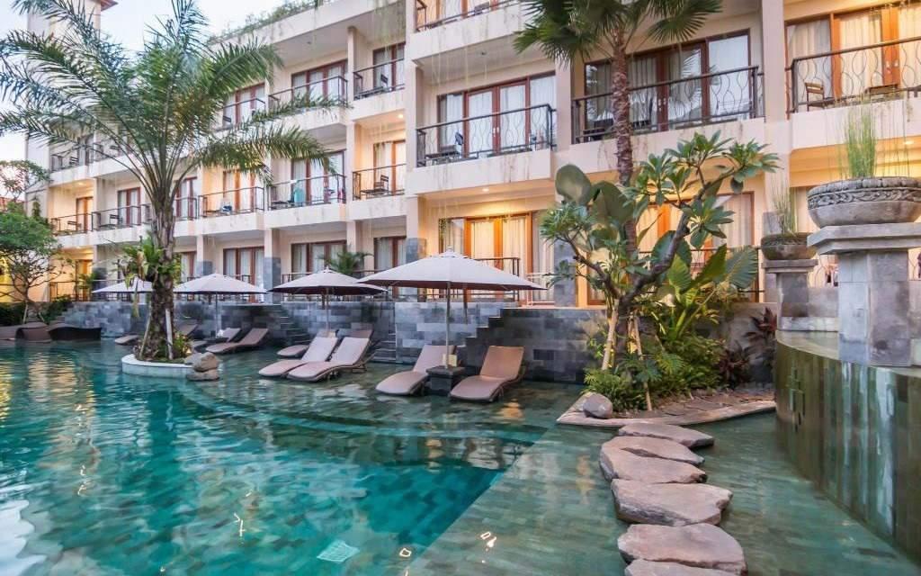Anumana Ubud Hotel Pool