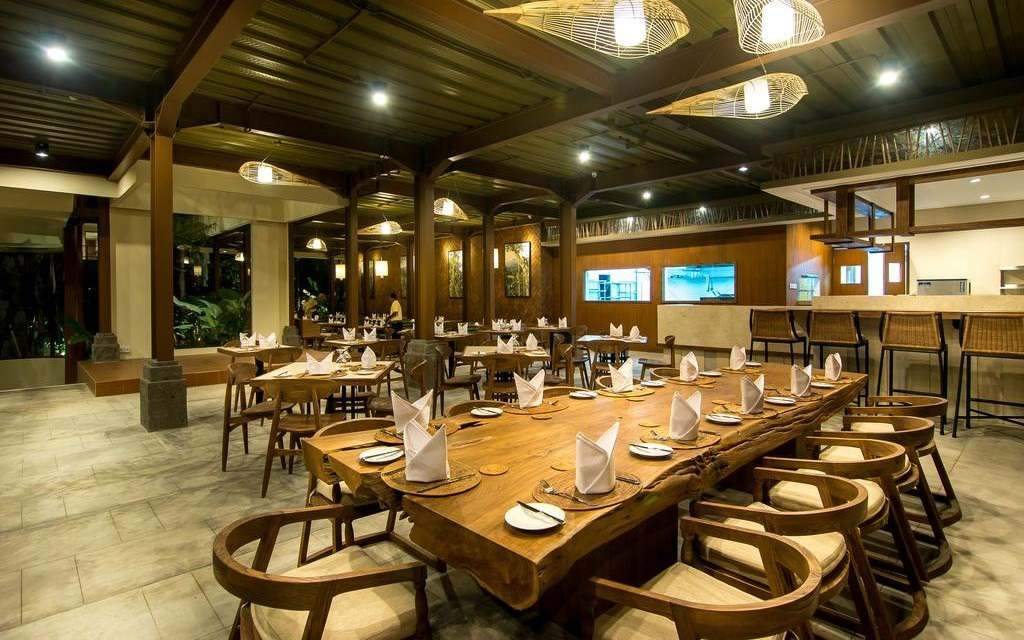 Anumana Ubud Hotel Restaurant