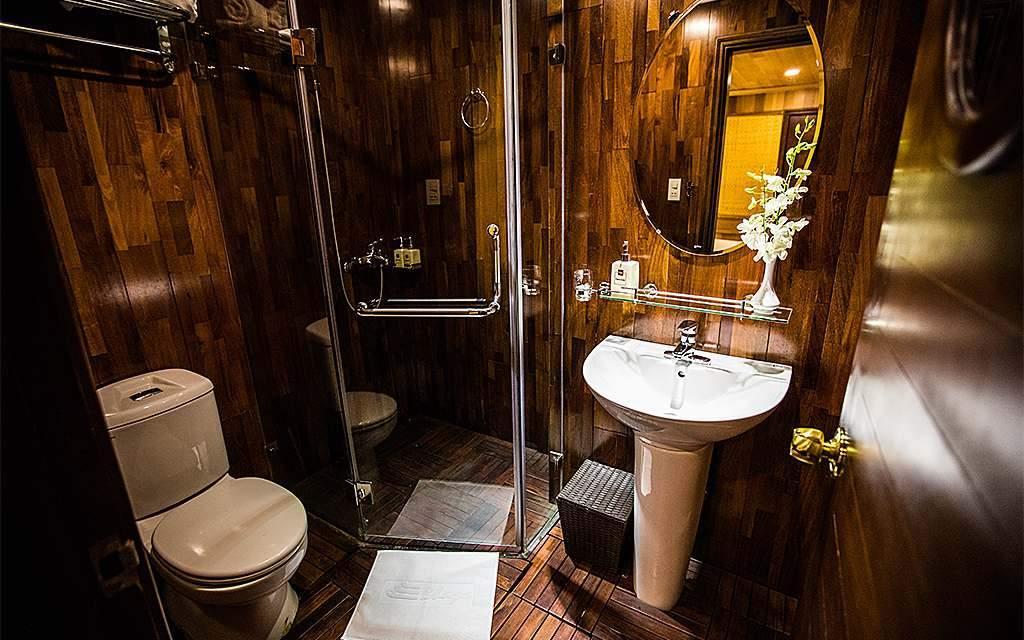 Bhaya Premium Cruise bathroom