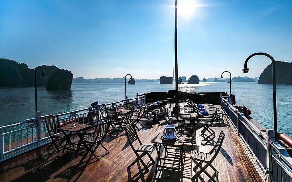 Bhaya Premium Cruise sundeck