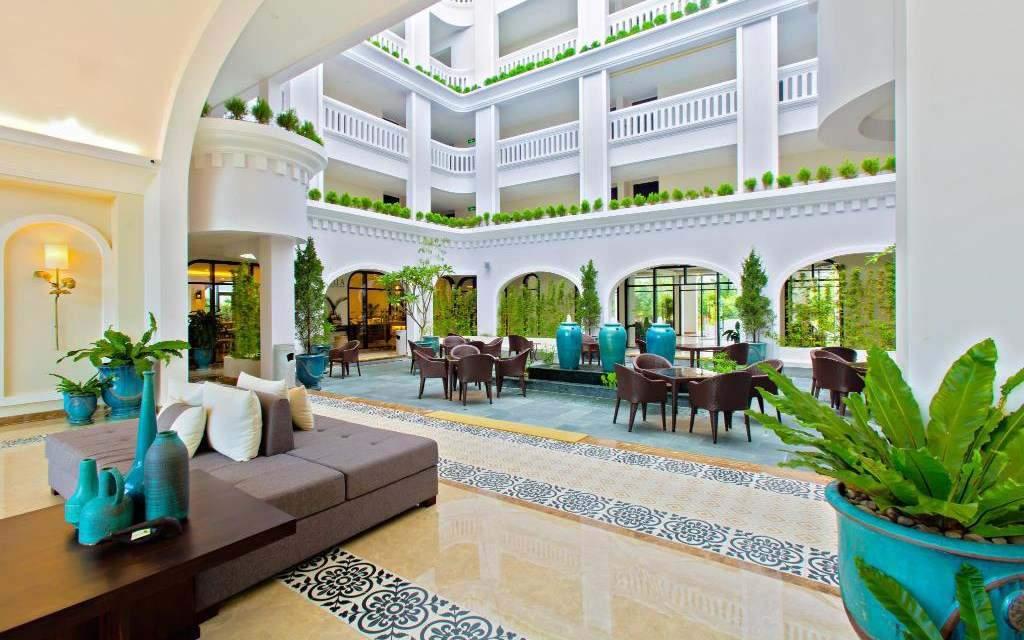 Lasenta Boutique Hotel Hoian Facility