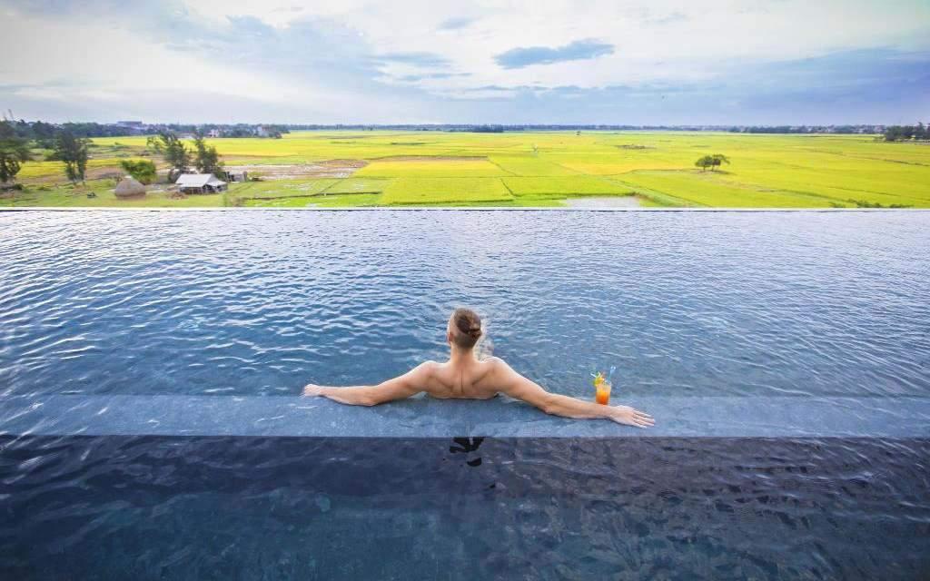 Lasenta Boutique Hotel Hoian Pool
