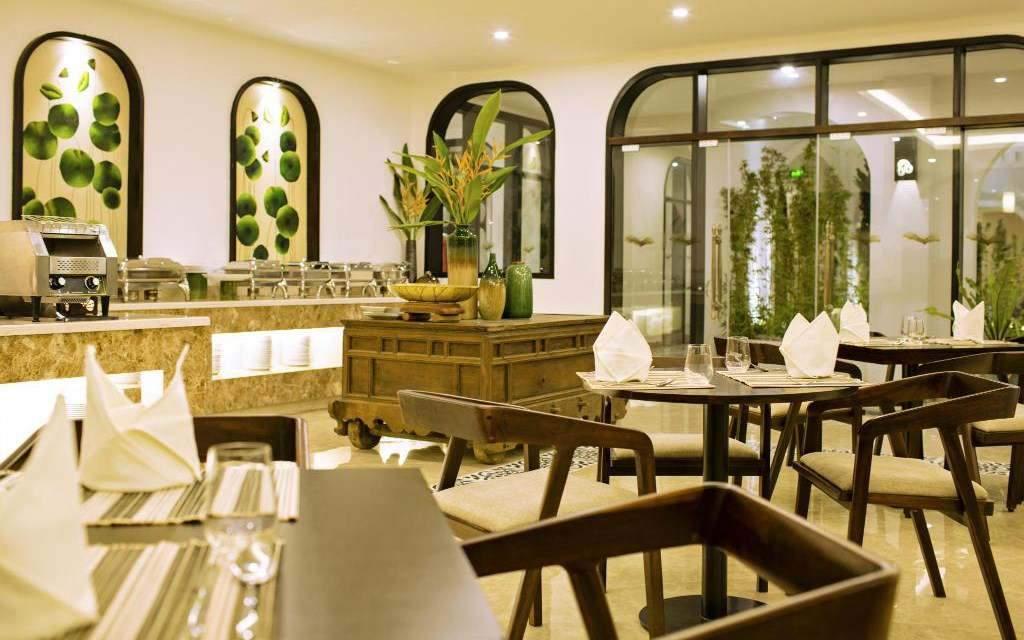 Lasenta Boutique Hotel Hoian Restaurant