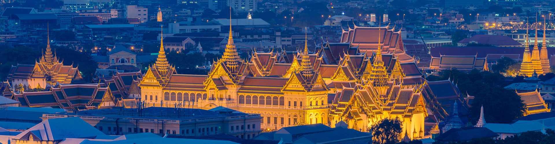 Palacio Real - Bangkok