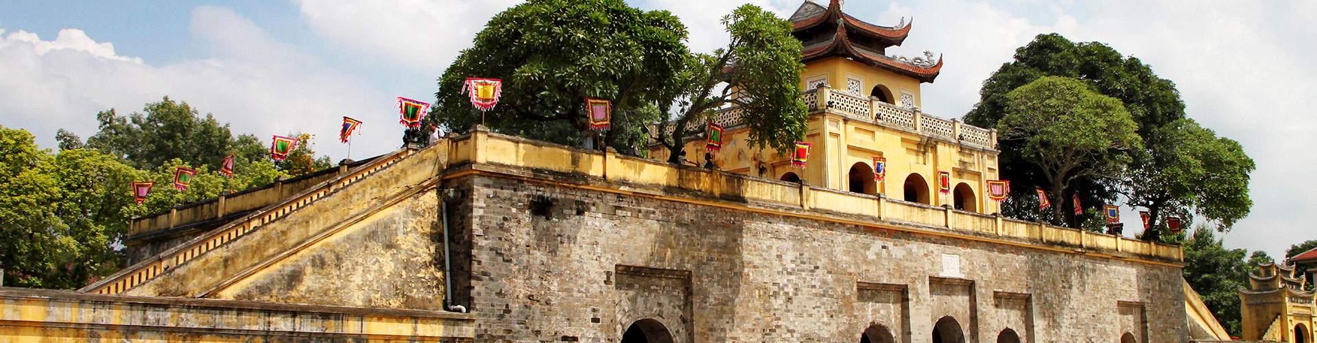 Ciudadela Imperial Thang Long