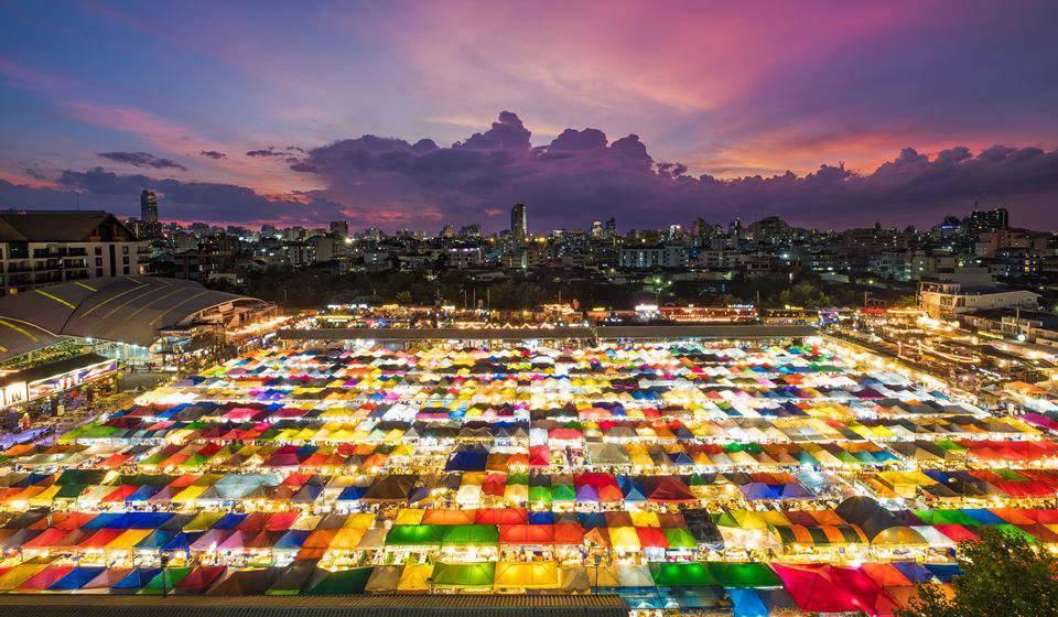 Night Market Ratchada
