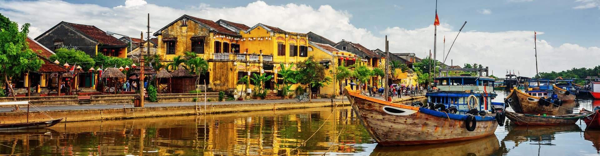 Hoi An Thu Bon River