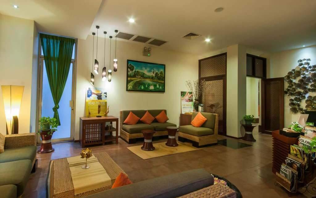 Spa do Lotus Blanc Resort
