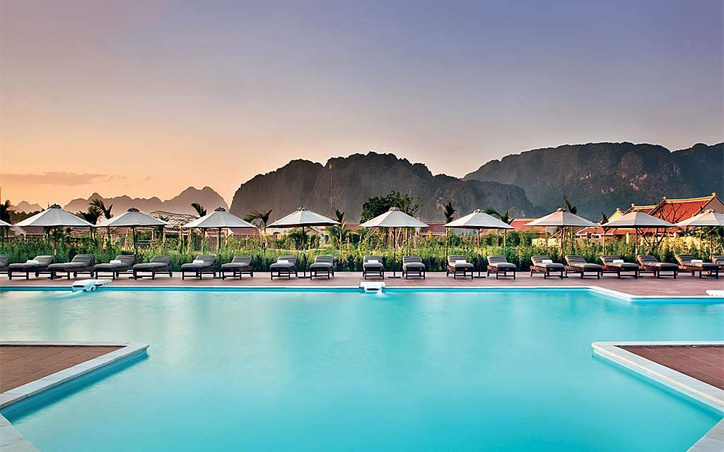 Emeralda Resort Ninh Binh Pool