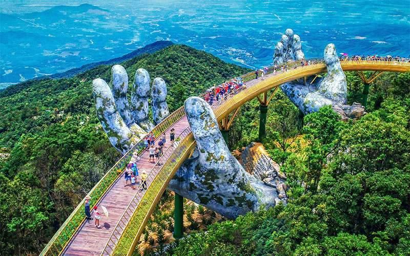 Puente de Oro de Vietnam