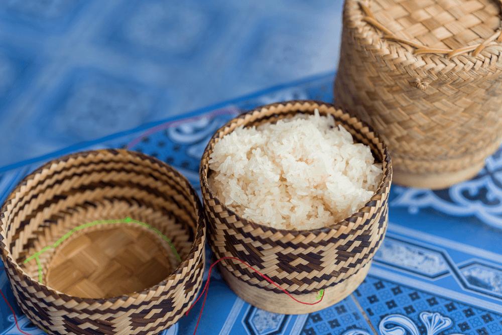 Lao Sticky Rice
