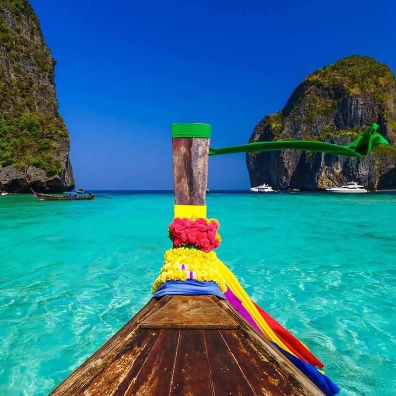 Koh Phi Phi Leh: Mundo Asia