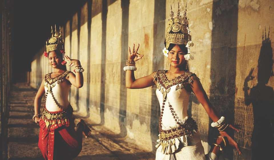Aspara Dance