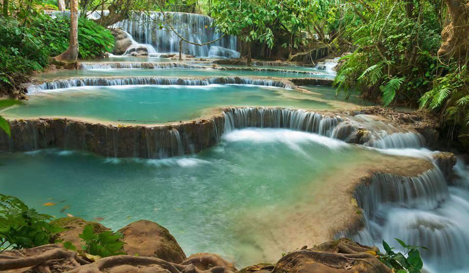 cascada Kuang sicascada Kuang si