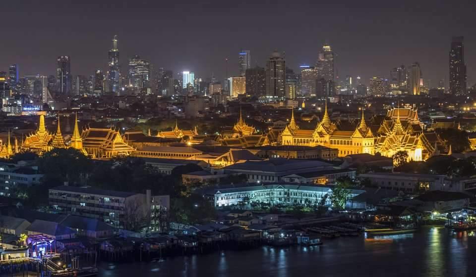 Palacio Real de Tailandia