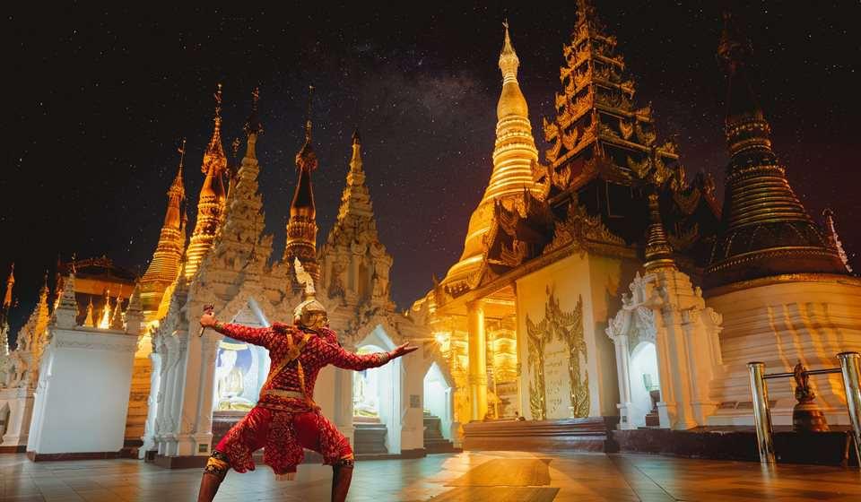 Danza tradicional de Khon