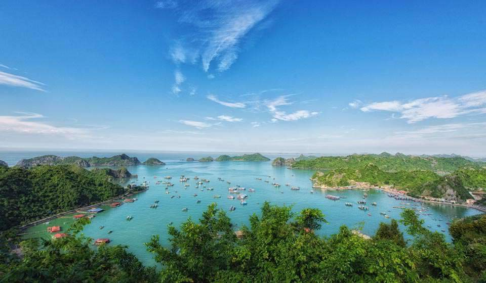bahía de Lan Ha