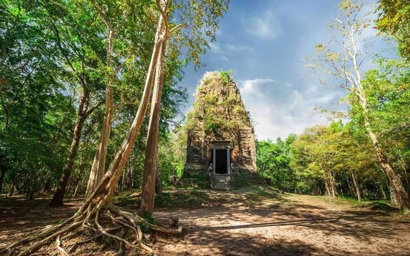 Temple Zone of Sambor Prei Kuk