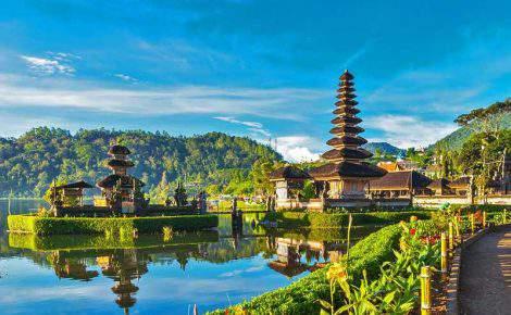 Principal de Bali