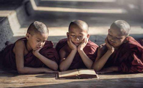 Beleza de Myanmar