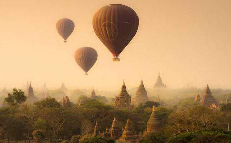 Viaje a Myanmar y Camboya en 10 dias.