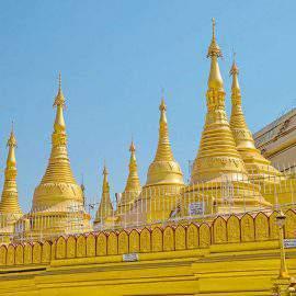 pagoda Shwemawdaw