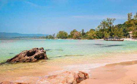 O Melhor do Vietnã, Camboja e Ilha de Koh Rong.