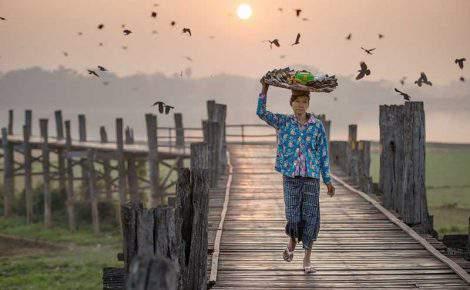 Myanmar de lujo - 8 días