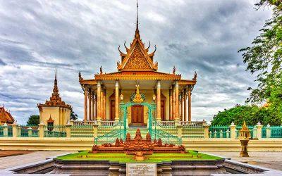 City tour de Phnom Penh, Museu Tuol Sleng y Choeung Ek com guia falante de espanhol