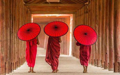 Escapada em Myanmar.