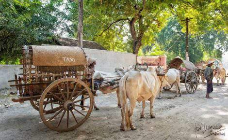Excursión de día completo a Amarapura, Ava y Sagaing desde Mandalay con guía en español