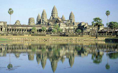 Viaje de último minuto a Tailandia e Camboya en semi privado.
