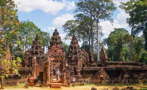 Escapada ao Camboja.