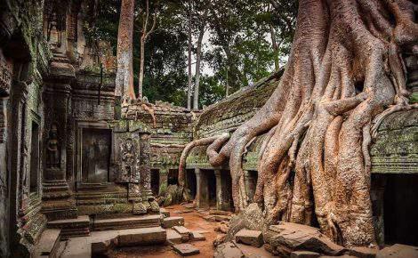Melhor época para viajar ao Camboja