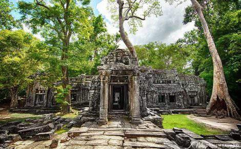 Camboya y Tailandia maravillosas.