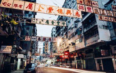 Hong Kong escape