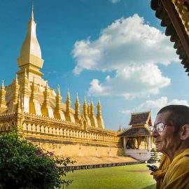 La Estupa That Luang
