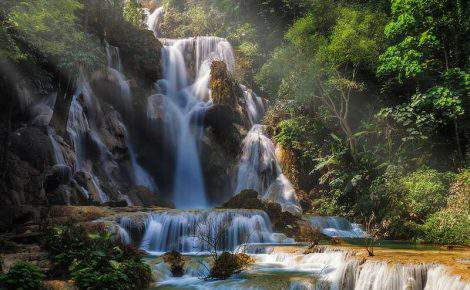 Descubriendo Laos.