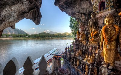 Escapada do Laos