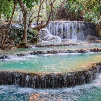 Cascada Kuang Si