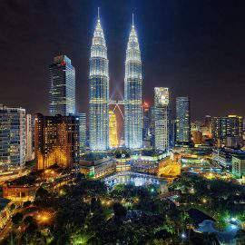 Torre Gemela de Petronas