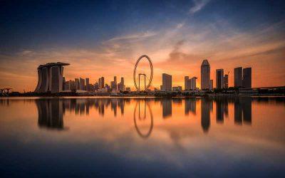 Vietnã, Camboja e Singapura