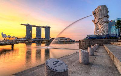 Excursão privada de um dia em Singapura com guia em português (transporte publico)