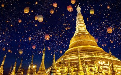 Treasures of Myanmar's golden land