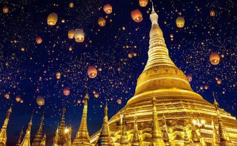 Treasures of Myanmar's golden land