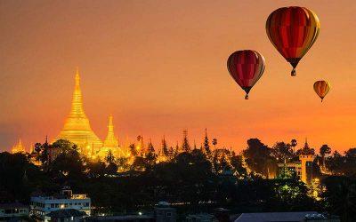 Viaje a Myanmar y Tailandia - 10 días.