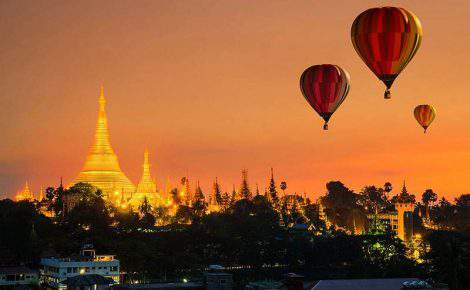 Imprescindible Myanmar