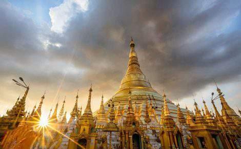 Esencia Myanmar.