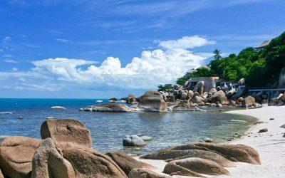 Excursión a Isla Ang Thong con guía de habla inglés